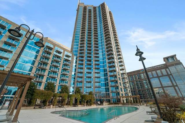400 W Peachtree Street NW #3107, Atlanta, GA 30308 (MLS #6830038) :: Path & Post Real Estate