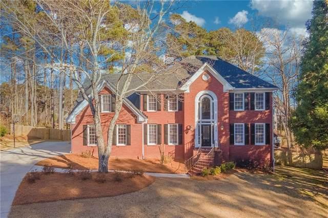 1701 Crowes Lake Court, Lawrenceville, GA 30043 (MLS #6830046) :: North Atlanta Home Team
