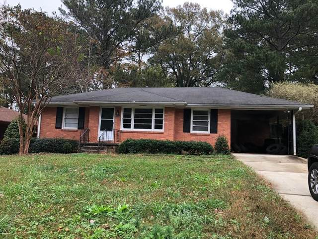 1854 S Columbia Place, Decatur, GA 30032 (MLS #6830054) :: North Atlanta Home Team