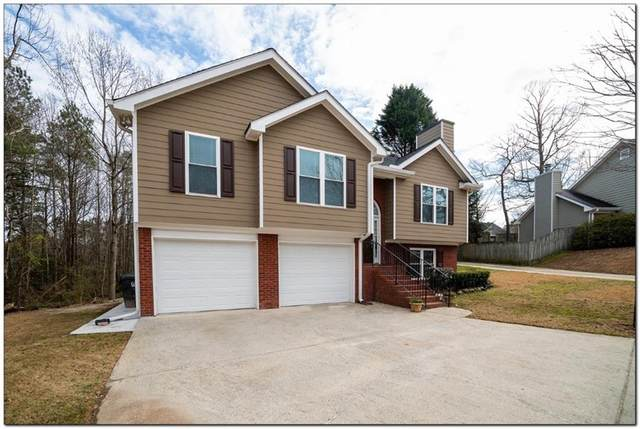 439 Tara Oaks Trail, Lawrenceville, GA 30043 (MLS #6830063) :: North Atlanta Home Team