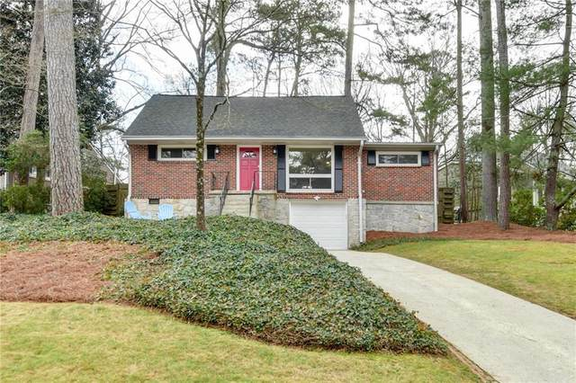 2747 Ridgemore Road NW, Atlanta, GA 30318 (MLS #6830076) :: North Atlanta Home Team