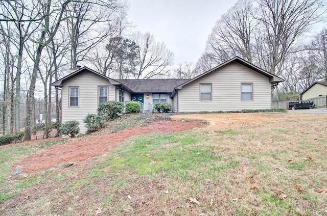 570 Periwinkle Drive, Roswell, GA 30075 (MLS #6830082) :: North Atlanta Home Team