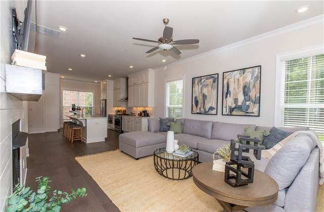 1186 Farmstead Road #78, Suwanee, GA 30024 (MLS #6830091) :: Kennesaw Life Real Estate