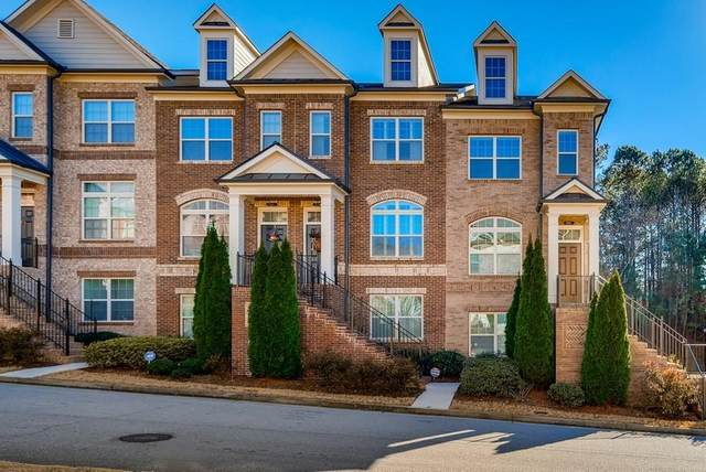 7365 Highland Bluff, Sandy Springs, GA 30328 (MLS #6830126) :: The Gurley Team