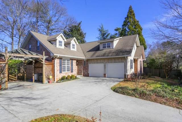 2725 Log Cabin Drive SE, Atlanta, GA 30339 (MLS #6830142) :: North Atlanta Home Team