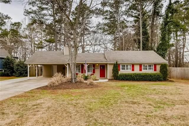5062 Hubert Drive, Powder Springs, GA 30127 (MLS #6830166) :: North Atlanta Home Team