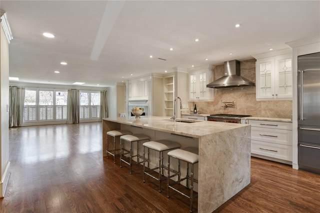 5379 Trentham Drive #28, Dunwoody, GA 30338 (MLS #6830169) :: Path & Post Real Estate