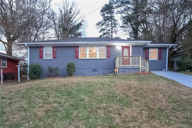 1530 Woodland Circle SE, Atlanta, GA 30316 (MLS #6830188) :: North Atlanta Home Team