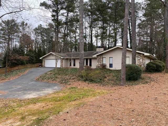 696 Fairfield Drive, Marietta, GA 30068 (MLS #6830200) :: North Atlanta Home Team
