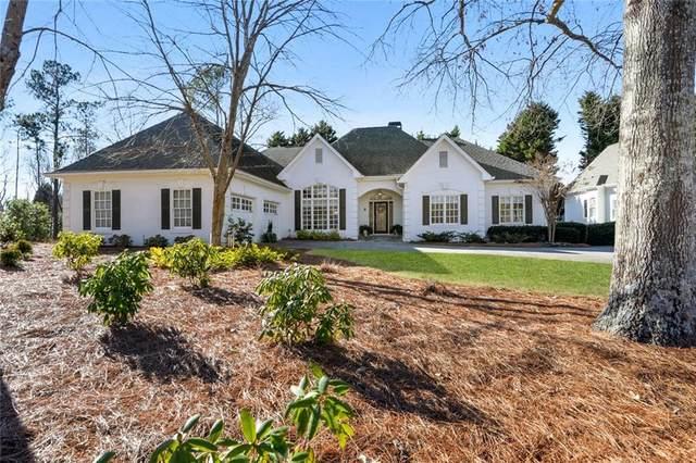 1891 Kirkmont Drive NW, Marietta, GA 30064 (MLS #6830216) :: The Heyl Group at Keller Williams