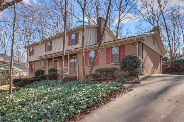 365 Forest Valley Court, Atlanta, GA 30342 (MLS #6830220) :: The Justin Landis Group