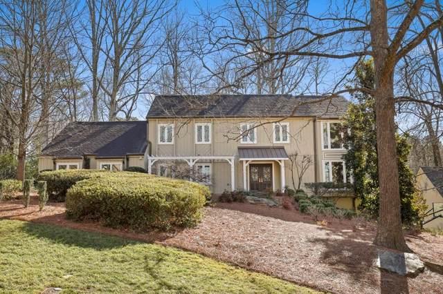 487 Cambridge Way, Sandy Springs, GA 30328 (MLS #6830229) :: North Atlanta Home Team
