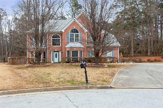 3840 E Saddle Ridge Drive, Lithonia, GA 30038 (MLS #6830242) :: North Atlanta Home Team