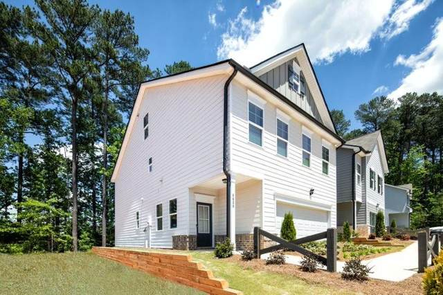 1589 Jacobs Way, Stone Mountain, GA 30083 (MLS #6830250) :: Thomas Ramon Realty