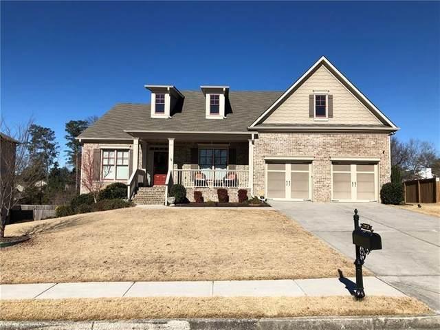 2920 Dowell Farm Trace SW, Marietta, GA 30064 (MLS #6830266) :: Scott Fine Homes at Keller Williams First Atlanta