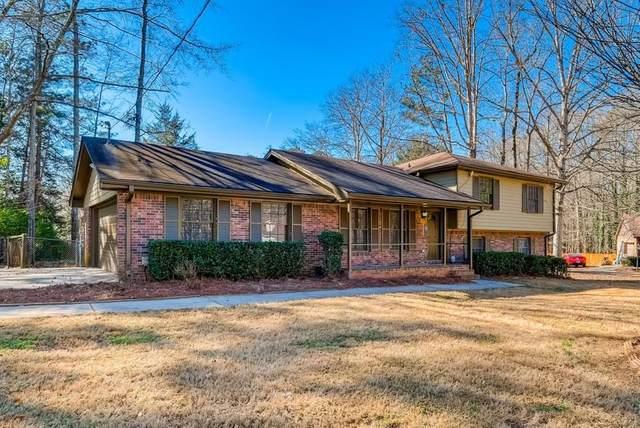 2265 Old Concord Drive, Covington, GA 30016 (MLS #6830272) :: North Atlanta Home Team