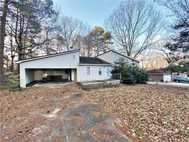 6061 Ridge Way, Douglasville, GA 30135 (MLS #6830275) :: North Atlanta Home Team