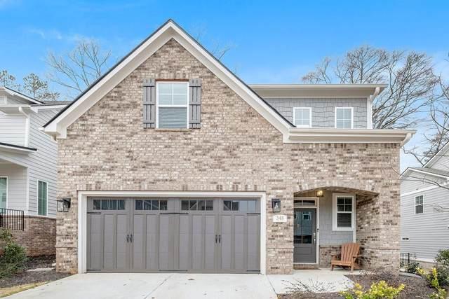 348 Senna Street, Marietta, GA 30064 (MLS #6830301) :: North Atlanta Home Team