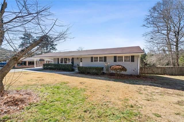 4331 Lake Laurel Drive, Smyrna, GA 30082 (MLS #6830318) :: North Atlanta Home Team