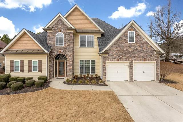 4160 Thayer Drive, Powder Springs, GA 30127 (MLS #6830330) :: North Atlanta Home Team