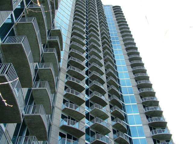 400 W Peachtree Street NW #2501, Atlanta, GA 30308 (MLS #6830333) :: Thomas Ramon Realty