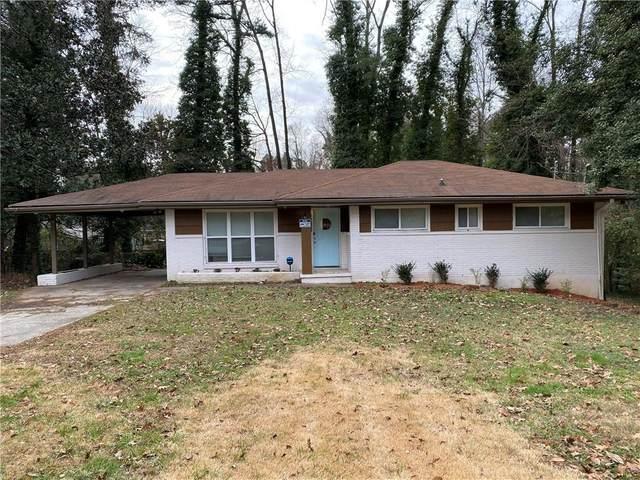 2933 Laguna Drive, Decatur, GA 30032 (MLS #6830341) :: North Atlanta Home Team