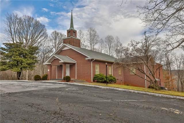443 Pleasant Grove Road, Ellijay, GA 30540 (MLS #6830345) :: North Atlanta Home Team