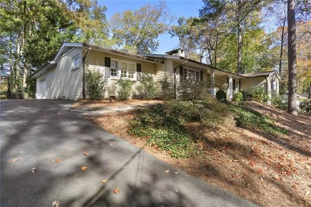 1350 Paces Forest Drive NW, Atlanta, GA 30327 (MLS #6830368) :: Thomas Ramon Realty