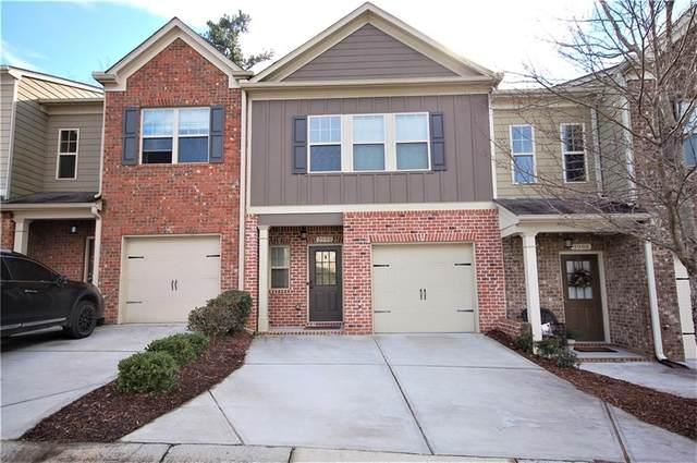 3990 Cyrus Crest Circle NW, Kennesaw, GA 30152 (MLS #6830377) :: North Atlanta Home Team