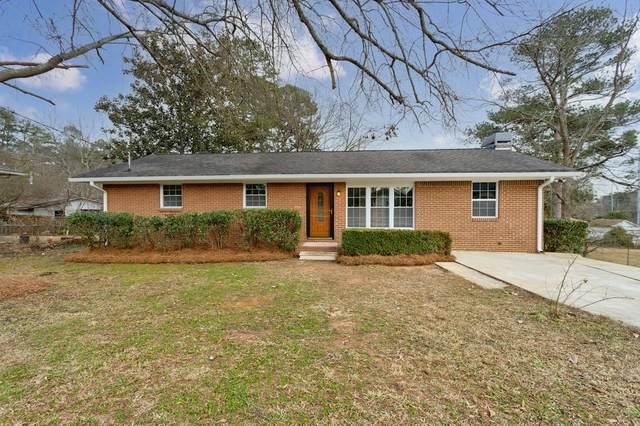 1118 Crestview Circle NE, Conyers, GA 30012 (MLS #6830384) :: North Atlanta Home Team