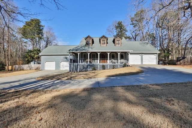 2225 Springdale Drive, Snellville, GA 30078 (MLS #6830386) :: North Atlanta Home Team