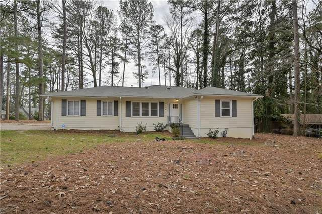 2194 Lyle Road, College Park, GA 30337 (MLS #6830393) :: Scott Fine Homes at Keller Williams First Atlanta