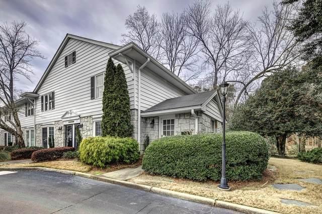 136 Peachtree Memorial Drive NW Ih8, Atlanta, GA 30309 (MLS #6830414) :: North Atlanta Home Team