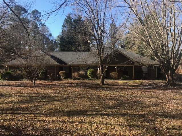 160 Timberidge Drive, Newnan, GA 30263 (MLS #6830459) :: North Atlanta Home Team