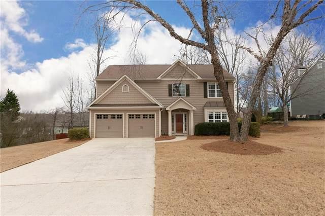 1670 Overland Crossing, Alpharetta, GA 30004 (MLS #6830493) :: North Atlanta Home Team