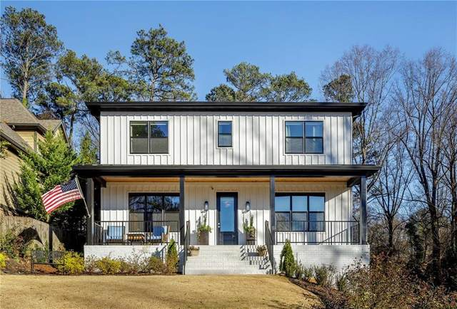 2483 Wawona Drive NE, Brookhaven, GA 30319 (MLS #6830504) :: North Atlanta Home Team