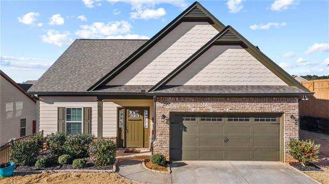 4781 Lost Creek Drive, Gainesville, GA 30504 (MLS #6830509) :: KELLY+CO