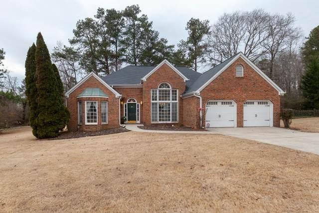 2913 Granville Drive NW, Marietta, GA 30064 (MLS #6830554) :: North Atlanta Home Team