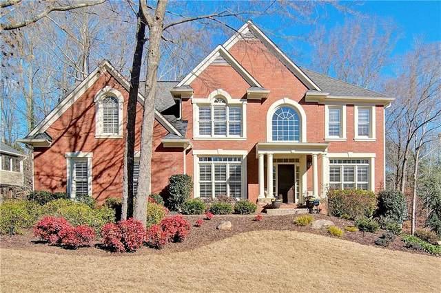 3016 High Vista Walk, Woodstock, GA 30189 (MLS #6830559) :: North Atlanta Home Team