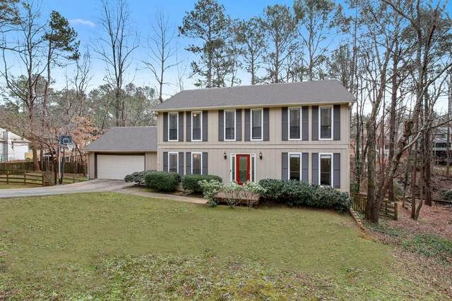 670 Branch Valley Court, Roswell, GA 30076 (MLS #6830562) :: Compass Georgia LLC