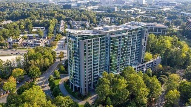 3300 Windy Ridge Parkway SE #510, Atlanta, GA 30339 (MLS #6830592) :: North Atlanta Home Team