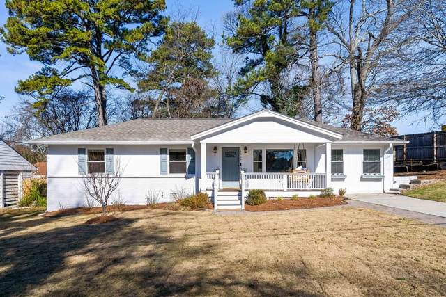 1926 Canmont Drive, Brookhaven, GA 30319 (MLS #6830594) :: The Heyl Group at Keller Williams