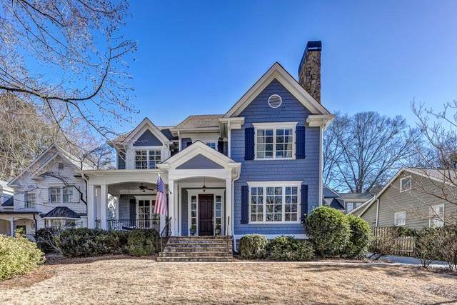 2181 Brookview Drive NW, Atlanta, GA 30318 (MLS #6830596) :: The Zac Team @ RE/MAX Metro Atlanta