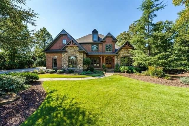 297 Traditions Drive, Alpharetta, GA 30004 (MLS #6830598) :: Tonda Booker Real Estate Sales