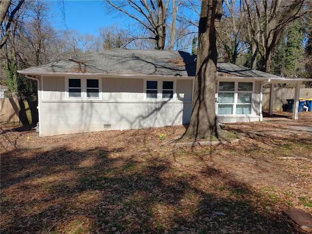 2296 Lakewood Drive NW, Kennesaw, GA 30152 (MLS #6830605) :: North Atlanta Home Team