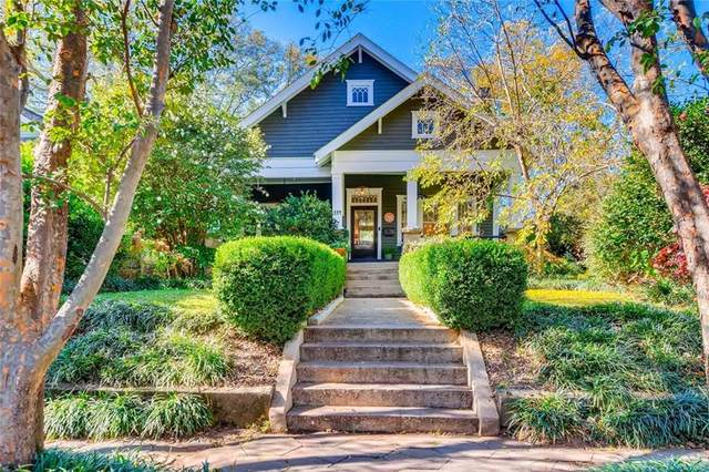 334 Elmira Place NE, Atlanta, GA 30307 (MLS #6830624) :: The Zac Team @ RE/MAX Metro Atlanta