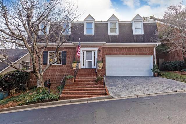 2859 Kingsland Court SE, Atlanta, GA 30339 (MLS #6830626) :: The Realty Queen & Team