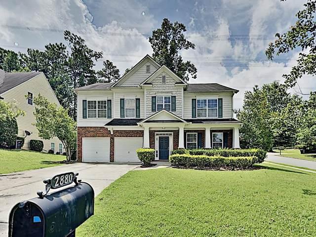 2880 Stilesboro Ridge Way, Kennesaw, GA 30152 (MLS #6830627) :: Kennesaw Life Real Estate