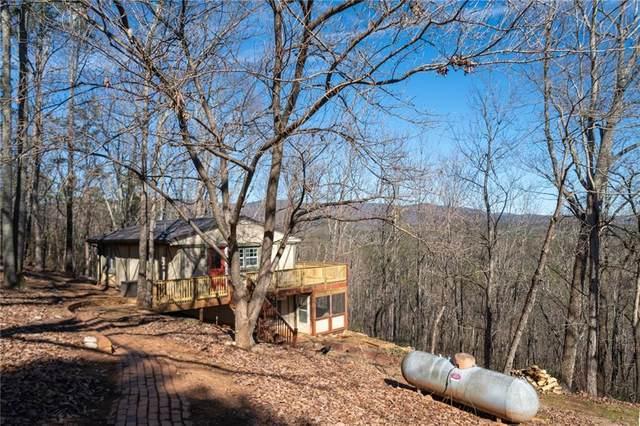 606 Mountain View Road, Dawsonville, GA 30534 (MLS #6830630) :: North Atlanta Home Team