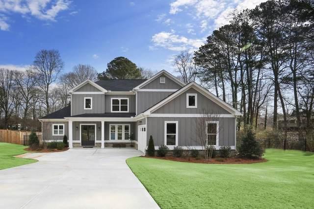 9 Bermuda Drive SE, Marietta, GA 30067 (MLS #6830643) :: North Atlanta Home Team